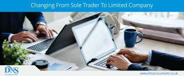 Changing From Sole Trader To Limited Company