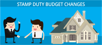 Stamp duty budget changes