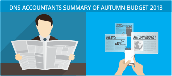 DNS Accountants Summary of Autumn Budget 2013