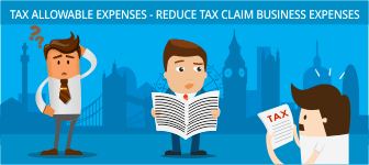 Tax Allowable Expenses - Reduce Tax Claim Business Expenses