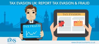 Tax Evasion UK: Report Tax Evasion & Fraud