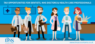 5 Hidden Tax Opportunities for Dentists, NHS Doctors & Health Care Professionals