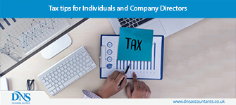 Tax tips for Individuals and Company Directors