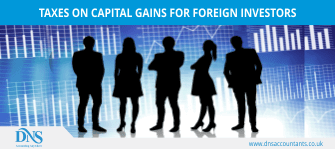 Tax Relief On Capital Gains For Foreign Investors Investing in India