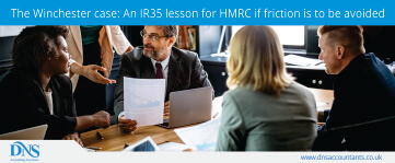 The Winchester Case: An IR35 Lesson for HMRC if Friction is to be Avoided