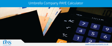 Umbrella Company PAYE Calculator