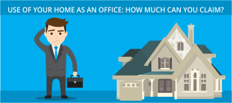 Use of Your Home as an Office: How Much Can You Claim?