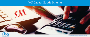 VAT Capital Goods Scheme
