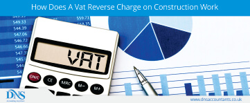 How does a VAT Reverse Charge on Construction Work?