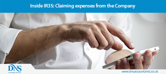 Inside IR35: Claiming expenses from the Company