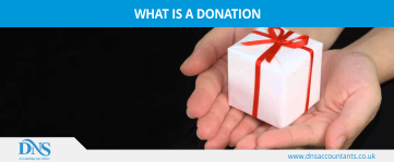 Taxes on Charity and Donations Through Gifts, Pensions, Wages, Properties and Shares