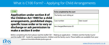 What is C100 Form? – Applying for Child Arrangements
