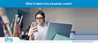 What it takes to be a business owner?