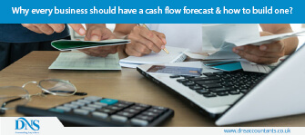 Why every business should have a cash flow forecast & how to build one?