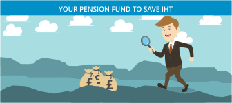 Your pension fund to save IHT