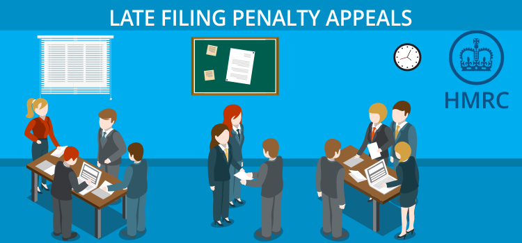 Late Filing Penalty Appeals