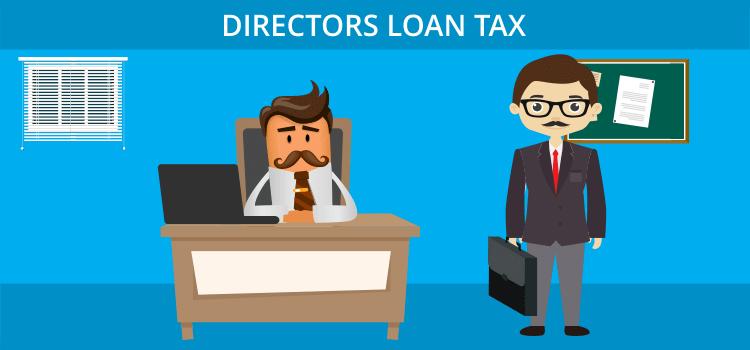 Directors loan tax