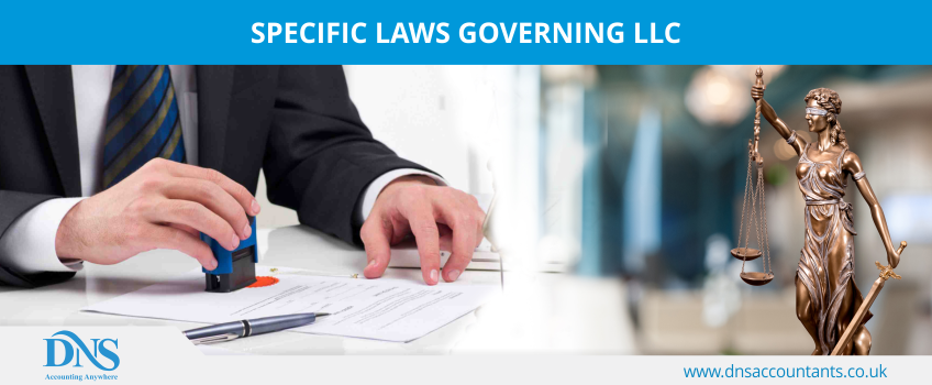 Specific Laws Governing LLC
