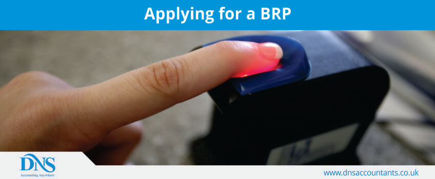 Applying for a BRPs
