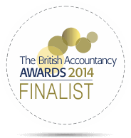 DNS Accountants British Accountancy Award 2014