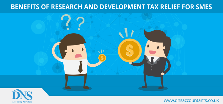 Benefits of Research and Development tax relief for SMEs