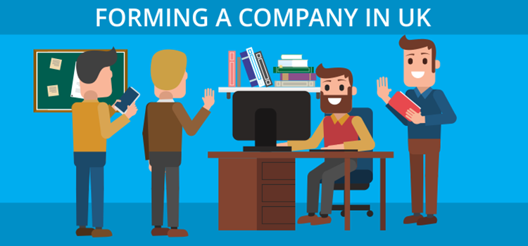 Forming A Company in UK