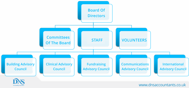 Governance Structure - Charity
