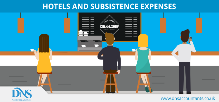Hotels and Subsistence Expenses