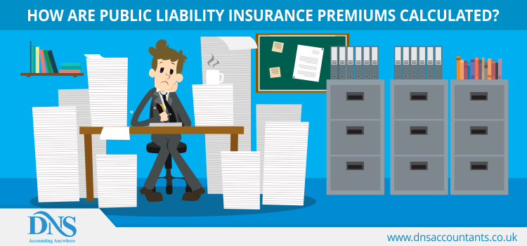 How are Public Liability Insurance Premiums Calculated?