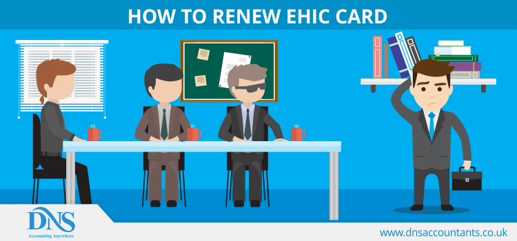 How to Renew EHIC Card