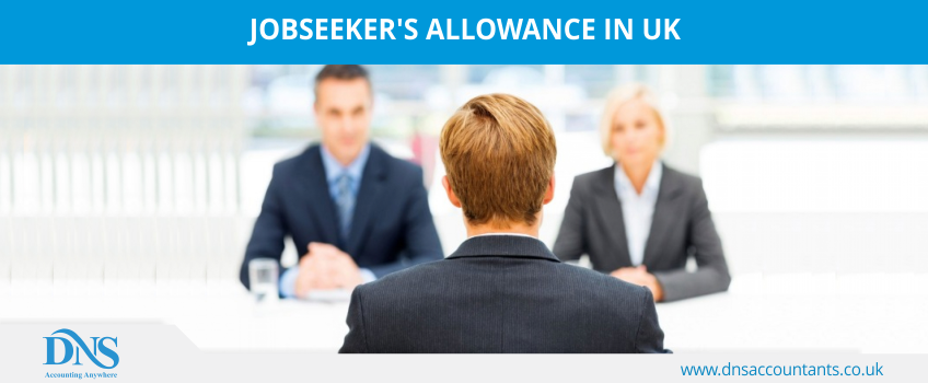 Jobseeker's Allowance IN UK