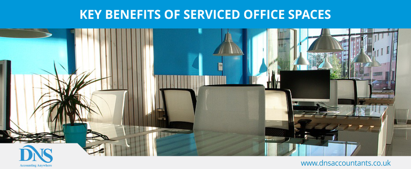 Key Benefits of Serviced Office Spaces
