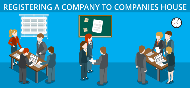 Registering a company to companies house