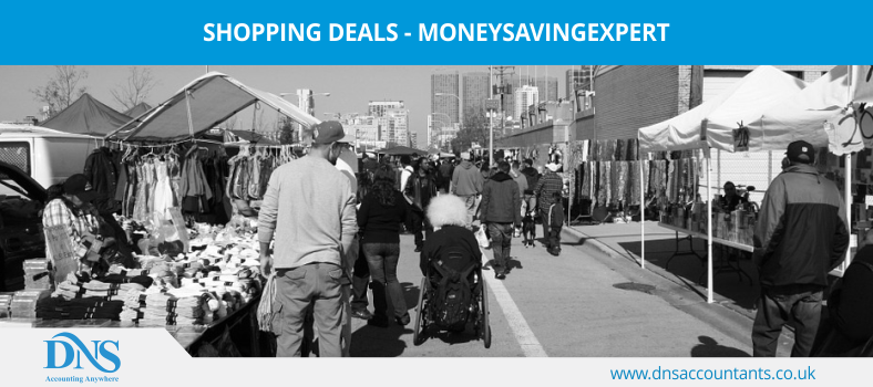 Shopping Deals - MoneySavingExpert