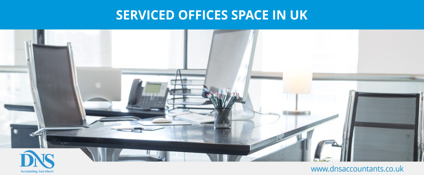 Serviced Offices Space in UK