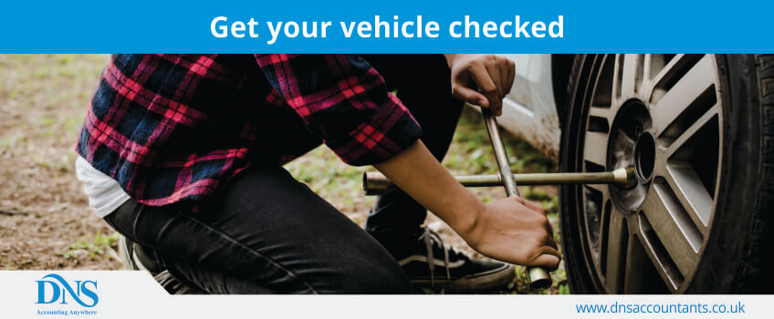 Get your vehicle checked