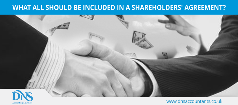 What All Should Be Included in a Shareholders' Agreement?