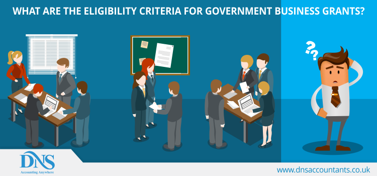 What are the Eligibility Criteria for Government Business Grants?