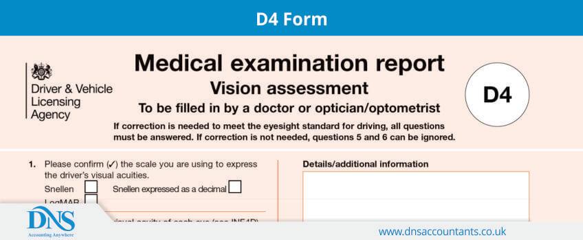 D4 form