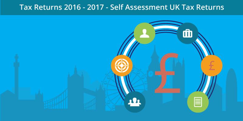 Self Assessment UK Tax Returns