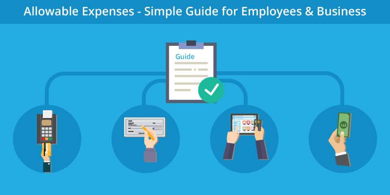 Allowable Expenses for Employees & Business