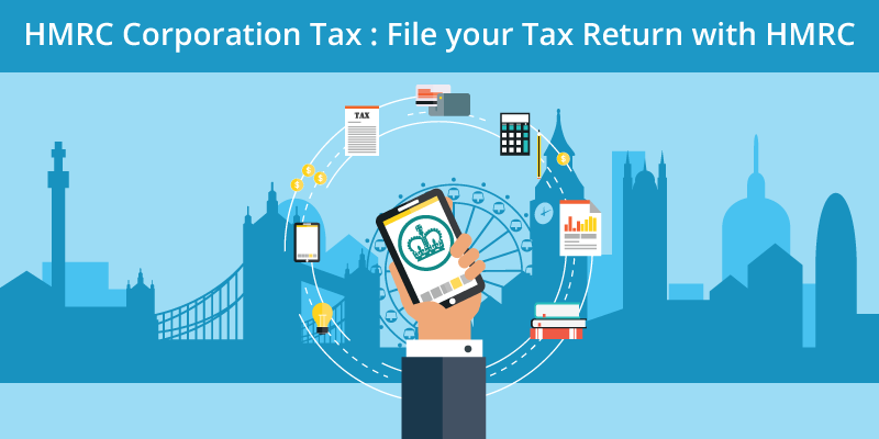 HMRC Paying Coporation Tax