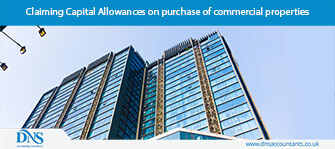 Claiming Capital Allowances on purchase of commercial properties