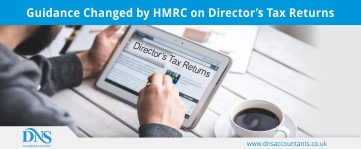 Guidance Changed by HMRC on Director's Tax Returns