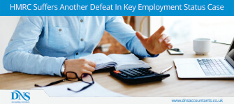 HMRC Suffers Another Defeat In Key Employment Status