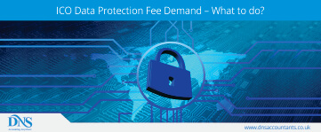 ICO Data Protection Fee Demand – What to do?