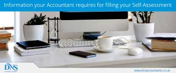 Information Your Accountant Requires for Filling Your Self-Assessment