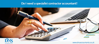 Do I need a specialist contractor accountant?