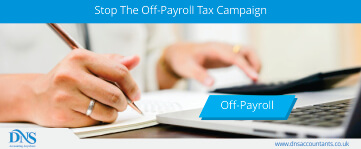 Stop The Off-Payroll Tax Campaign