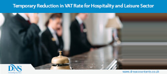 Temporary Reduction in VAT Rate for Hospitality and Leisure Sector